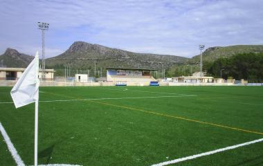 Camp de fútbol Port de Pollença